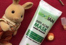 รีวิว Median Anti acne mask บอกลาสิวผิวกระจ่างใส-1